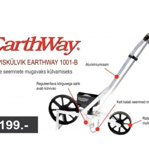 Köögiviljakülvik Earthway 1001B