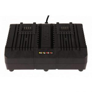 Worx akulaadija 20V (kahele akule)