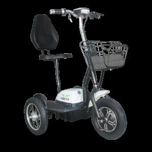 3-rattaline liikur Volta VT3 iBike